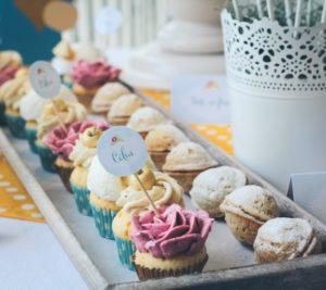 cofetarie online Cristine candy bar cu mini tarte