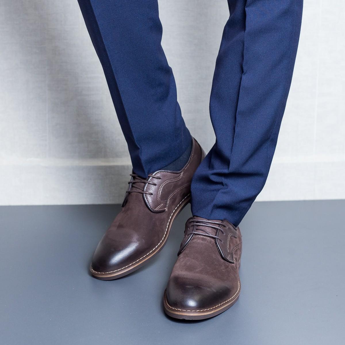 Pantofi de piele pentru barbati: tu ce model alegi? Casual sau de ceremonie?