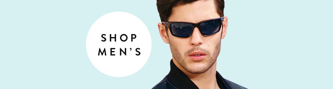 Modele de ochelari Ray Ban de soare pentru barbati in oferta ShopAlert