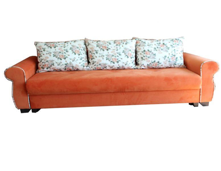 Canapea extensibila de la Modela- accesoriul unei sufragerii chic