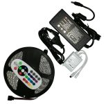 Kit led RGB pentru un decor ambiental comercial modern
