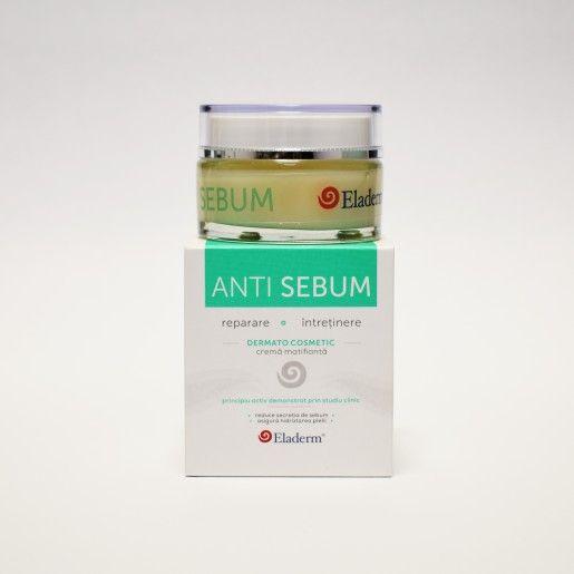 Anti Sebum, crema tratament revolutionara care te ajuta sa  combati rapid si eficient efectele neplacute al tenului gras