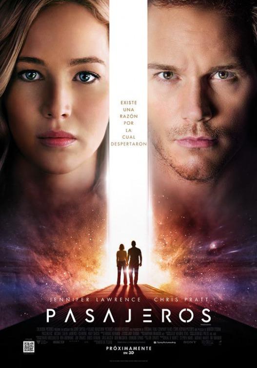 "Recenzie ""The Passengers"", film din 2016"