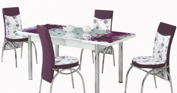 Set masa extensibila cu scaune- elementul cheie din bucatarie
