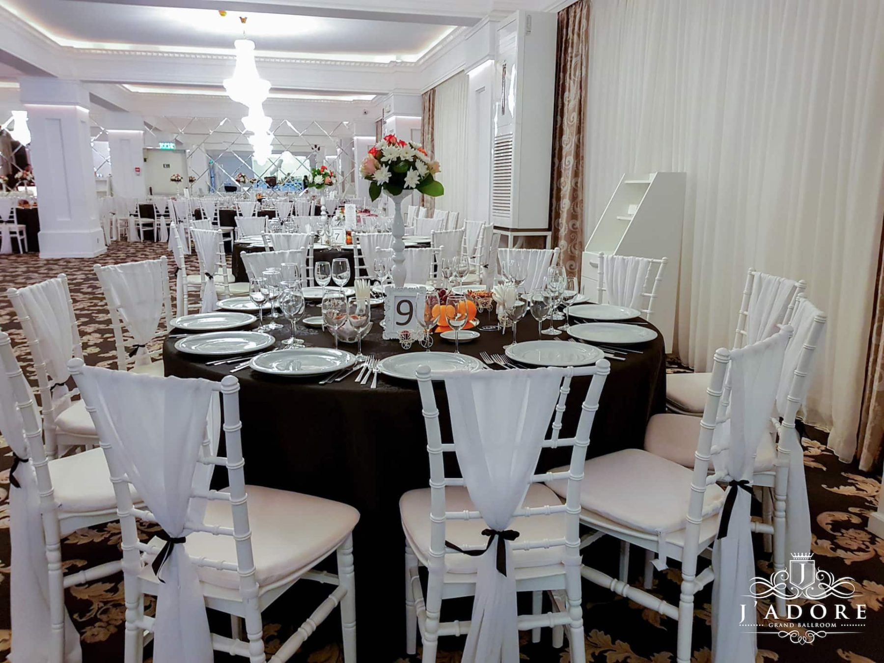 Nunta perfectă într-un ballroom de vis