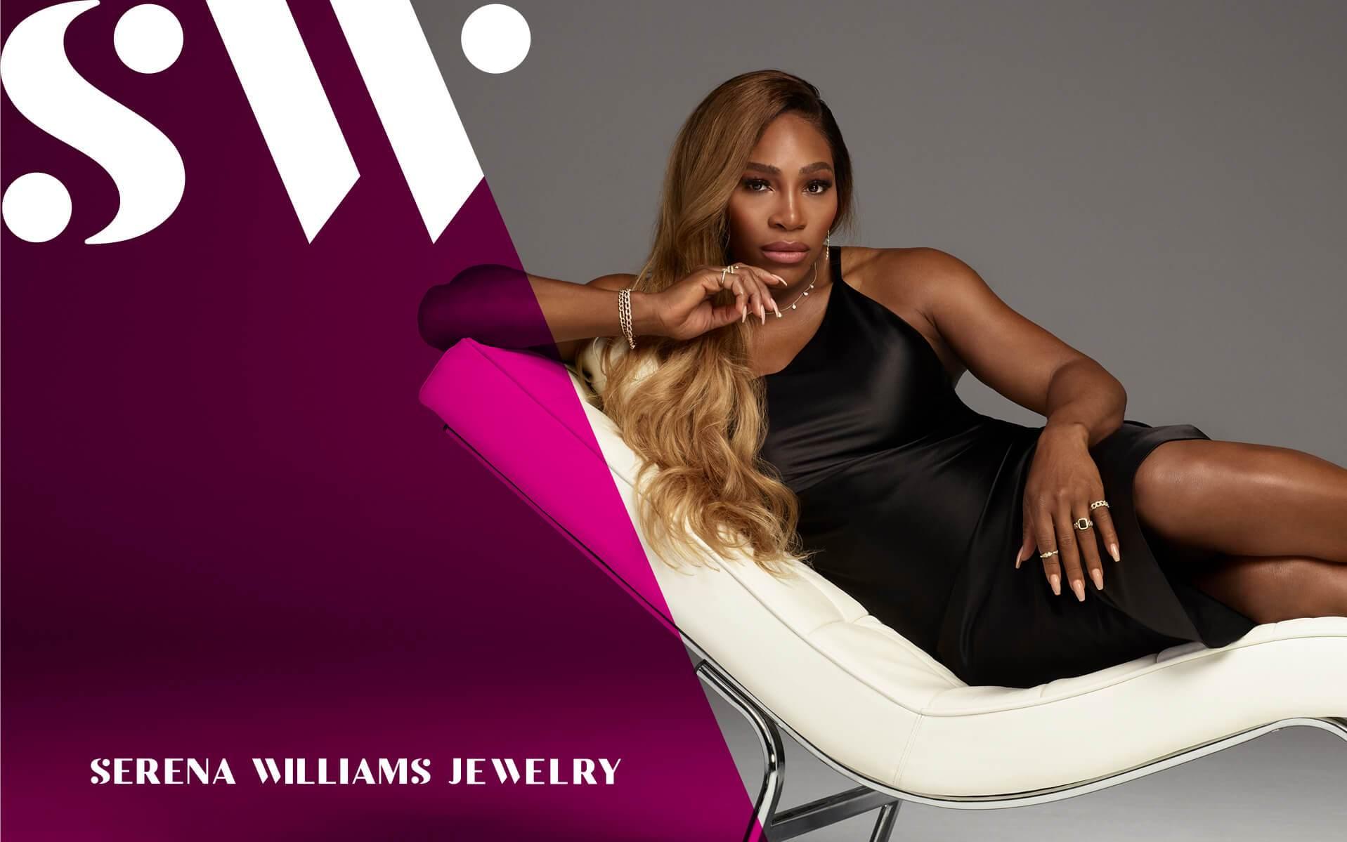 Serena Williams isi lanseaza o noua afacere!