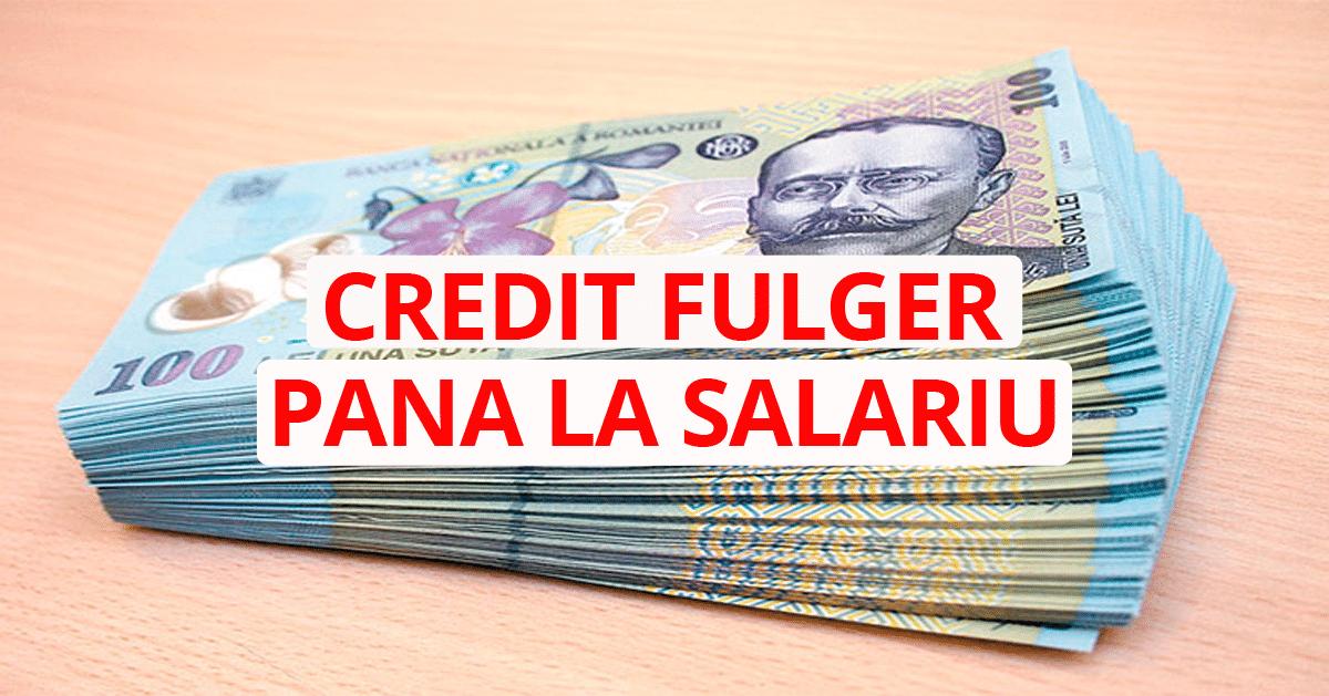 Mai ai mult până la următorul salariu și ai nevoie de bani? Alege un împrumut cu încredere!