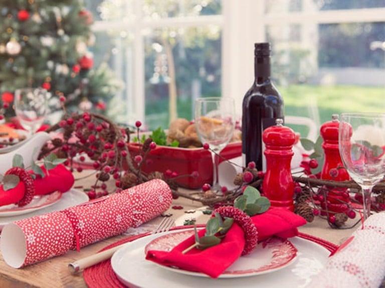 Cum aranjăm masa de Crăciun?